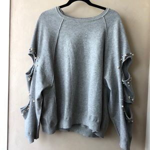 Zara sweatshirt/sweater